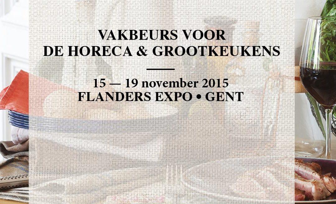 Tartessos viaja a Bélgica para presentar sus productos en la Horeca Expo de Gent 2015