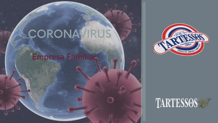 Coronavirus: nuestra capacidad de lucha como empresa familiar