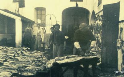 La matanza un rito tradicional y mágico, que produce el mayor de los manjares, el jamón ibérico